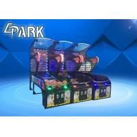 Buy cheap Street Electric Indoor Amusement Basketball Arcade Shooting Game Machine For Kids Luxury product