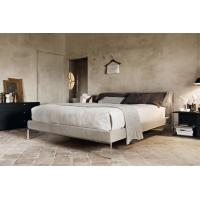 Buy cheap Cassina Moov Modern Upholstered Bed Full Size Platform Soft Replica Customize product