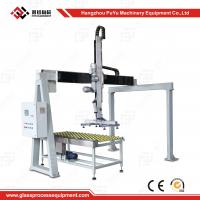 Buy cheap Fully Automatic Flat Glass Handing Equipment Glass Loading Machine With Safety System product