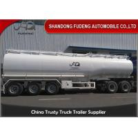 Buy cheap 3 Axles 45000-60000 Litres 4 Compartment Oil Tank Trailer Selling product