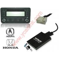 Buy cheap Acura USB SD AUX MP3 Interface Adapter (YATOUR Car Digital CD Changer) product