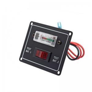Buy cheap DC 12V 24V Auto Car Marine Boat Dual Battery Volt display Test Panel product