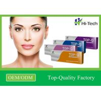 Buy cheap Anti Aging Cross Linked Hyaluronic Acid Injectable Facial Filler CE Certificates product