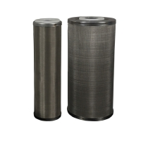 Buy cheap SS Sintered Microporous Filter For Industry Water Treatment product