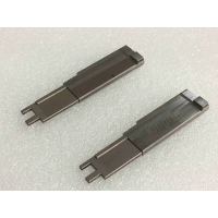 Buy cheap Plastic Mold Components With Material SKD61 Plastic Connector Mold Parts product