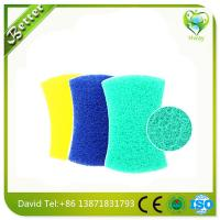 Buy cheap Net Cloth Sponge Scourer product