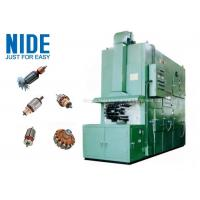 Buy cheap High efficiency Armature Trickling Impregnation Machine , Adjustable Pitch Time product