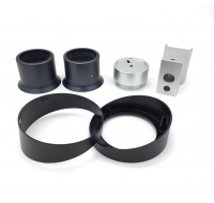 Buy cheap Customized Titanium TC4 Cnc Mechanical Parts product