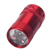 China Aluminum Waterproof high intensity led flashlight 6.5cm - 40cm optional for outdoor on sale