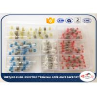 China Waterproof Heat Shrink Sleeve Wire Connectors Terminals Kit Butt Solder Sleeve wholesale