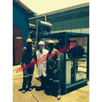 Buy cheap Onsite use deeply dewatering degassing insulating oil usage transformer oil purifier sale product