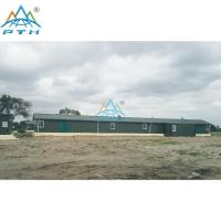 Buy cheap Military Camp in Maputo, Mozambique Container house and eco home from wholesalers
