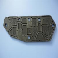 Buy cheap 50mm White Cylindrical Filter Injection Molding Services , Plastic Molded Parts product