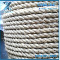 Buy cheap 3 strand strong sisal  rope for oil field product