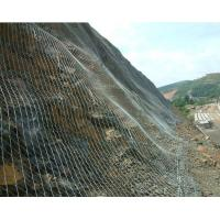 Buy cheap Tecco Wire Mesh steep slope stabilization Active SNS Rockfall Mesh product