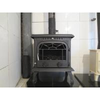 China Less Emission Free Standing Corner Wood Burning Stoves Fashion Designed on sale