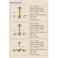 2014 most popular wooden ceiling lamp ceiling chandelier lighting ce rohs made in china 106654562 - Most popular chandeliers ...