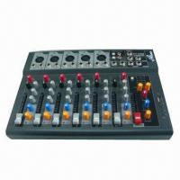 Buy cheap Hot Selling MT7 7-channel USB Audio Mixer product