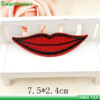Buy cheap Hot sale custom embroidery patches, sew on embroidery patches,embroidery patches for cloth product