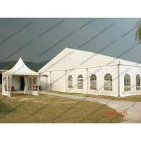 Buy cheap Economical PVC Event Tent High Strength Aluminium Alloy 500 People Capacity from wholesalers