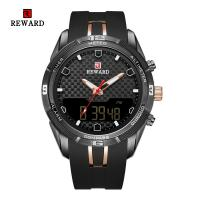Quality Chinese wholesale Led Display Sport Mens Stainless Steel Watches Alloy Case With for sale