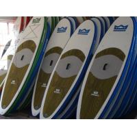 Buy cheap Colorful Inflatable SUP Board Easy Take With 11 Feet Long 6 Inch Thickness product