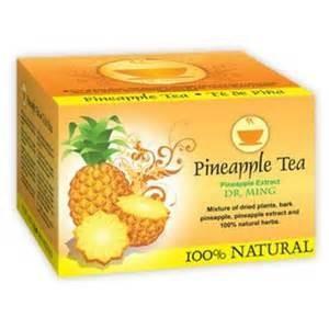 Buy cheap Pineapple herbal Slimming Tea / Diet Loss Weight Body Slim Tea product