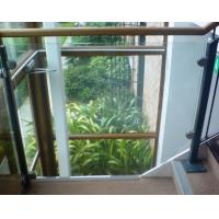 Buy cheap 4mm+6A Double Glazing Insulated Window Glass Rectangle Heat Reflective product