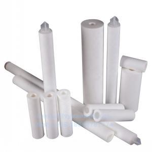 Buy cheap CE SGS Jumbo 30 40 50 Inch Melt Blown Polypropylene Filter product