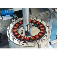 Buy cheap Auto 18 Slots Electric Stator Coil Winding Machine Customized Color 380V Voltage product