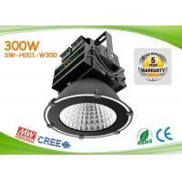 China 2700 - 6500k High CRI 300 W Led High Bay Shop Lights With Glass Cover on sale
