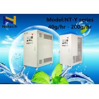 Buy cheap Ozone Water Purifier For Portable Water For Hotel And Bottled Water 40g 50g 60g product