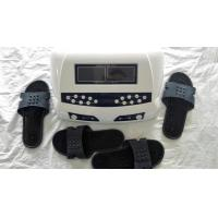 Buy cheap Detox Machine AH-805 Dual Foot Detox SPA Dual Screen Display Foot Massage Ion Cleansing With Massage Slipper product