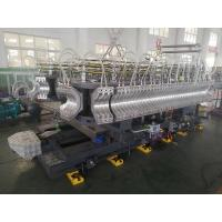 Buy cheap High Speed Single Wall Corrugated Pipe Machine CE Certified Long Life product