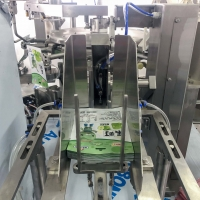 Buy cheap 1kg Zipper Pouch Tea Bag 8.5kw Automated Packaging Machine product