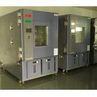 Buy cheap Temperature And Humidity Environmental Climate Stability Test Chamber product