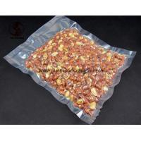 China Nuts / Dry Fruits Vacuum Seal Storage Bags With Multiple Extrusion Laminated Material on sale