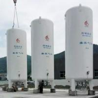 Buy cheap 10m3 Industrial Liquid Oxygen/ Nitrogen / Argon / CO2 liquid nitrogen storage tank price product