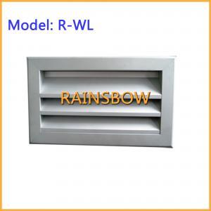Buy cheap Resista a la lumbrera R-WL, difusor de aluminio de vuelta del aire de la parrilla de la salida de aire del registro de aire de la parrilla de aire de la fuente product
