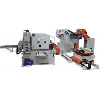 Buy cheap Automatic Coil Feed Line Metal Sheet Coil Decoiler Straightener Nc Servo Roll Feeder product