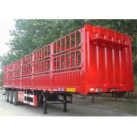 Buy cheap China supplier Storage cargo transport semi trailer for sale product
