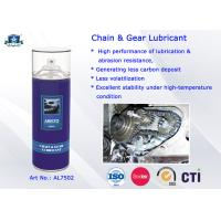 Buy cheap Chain and Gear 400ml Spray Industrial Lubricants for Lubrication and Abrasion-Resistance product