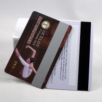 Buy cheap Magnetic Access Card/Pre-encoded Magnetic Cards/Magnetic Parking Card/Game Magnetic Card product