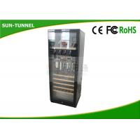 Buy cheap Innovative Wine Vending Machine Retailing Variable Package Size Modular Design product