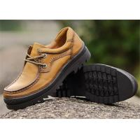 Classic Design Waterproof Comfortable Casual Shoes Binding Upper Platform Type