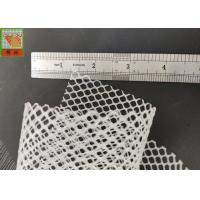 Buy cheap Plastic Flat Mesh , HDPE Chicken Netting , Plastic Poultry Netting , Diamond Hole , 1 Meter High product