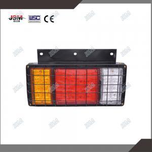 China 2016 new 12V 24V LED light Rear Turn Signal Truck Trailer 1401 Led Trailer Tail Lights Stop Rear Tail Indicator Light on sale