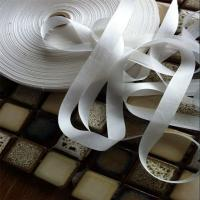 Buy cheap 10mm undyed 100% pure silk embroidery ribbon,silk ribbon,embroidery ribbon,pure silk ribbno,silk satin ribbon,100% silk product