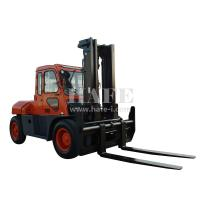 China Hotsell Brand new TCM type powerful 3m lifting height 6T Diesel forklift with isuzu engine hotsell in south africa on sale