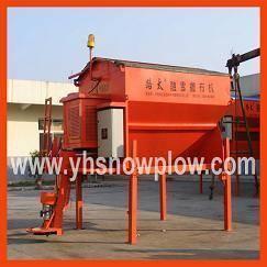 Sale el esparcidor de la sal del esparcidor YHRS-8.0 hecho en China